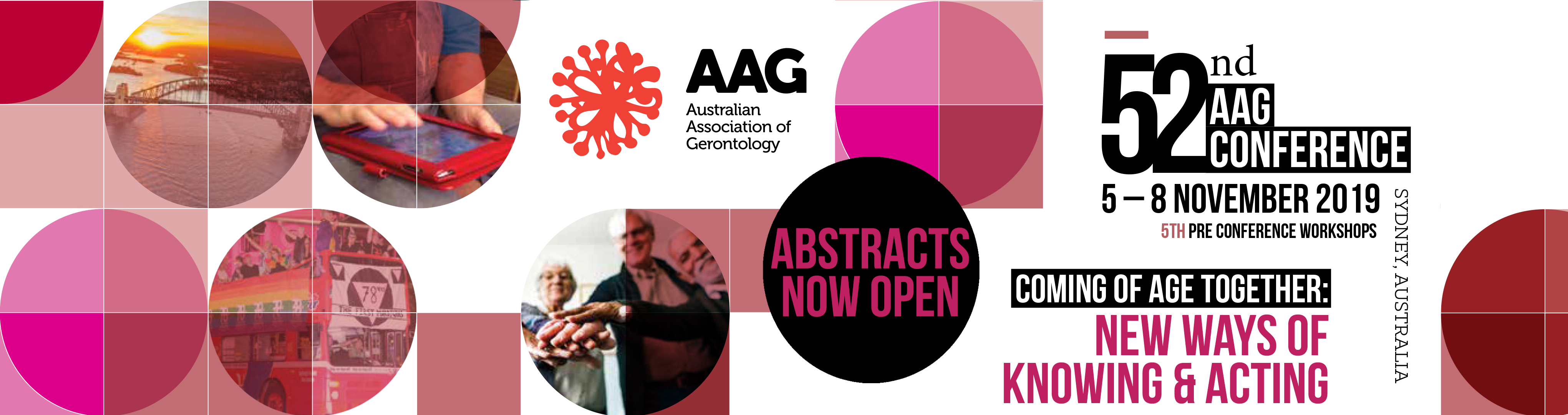 2019 AAG Conference Abstracts now open