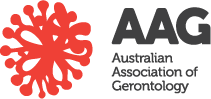 Australian Association of Gerontology Logo